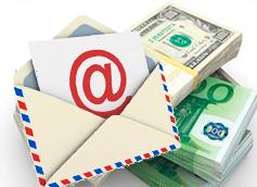 Заработок на рассылке писем
