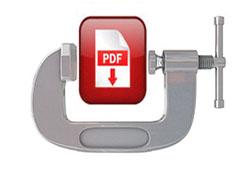 Как сжать файл pdf и уменьшить размер