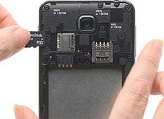 почему телефон не видит карту памяти