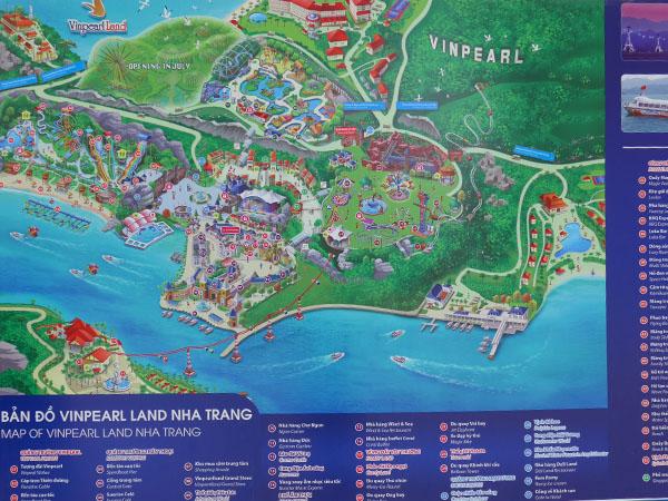 карта vinperl