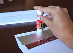 Клейка конвертов