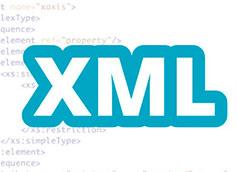 файл xml на компьютере