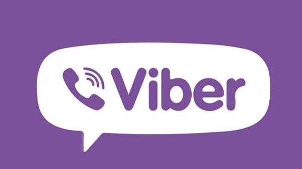 логотип вайбера