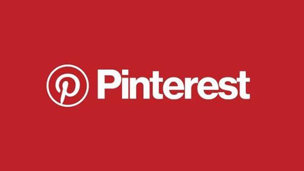 логотип пинтереста
