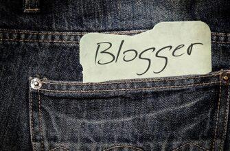 блоггер blogger