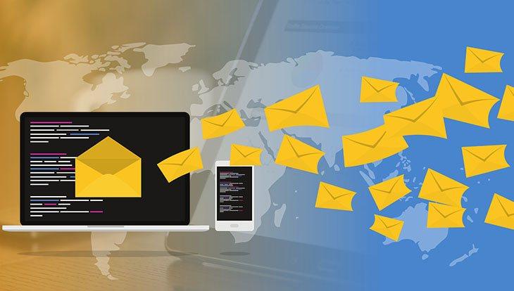 письма из монитора спам